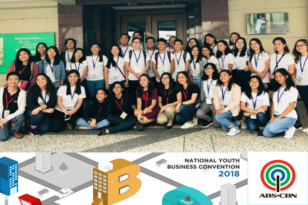 EVENT | ABS-CBN WELCOMES STUDENTS FROM NYBC 2018