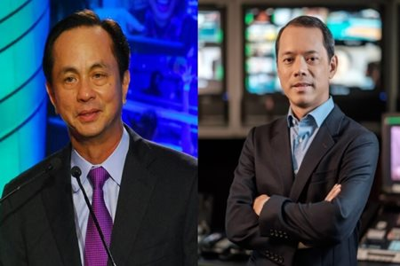 ABS-CBN ELECTS GABBY LOPEZ AS CHAIRMAN EMERITUS, MARK LOPEZ AS NEW CHAIRMAN