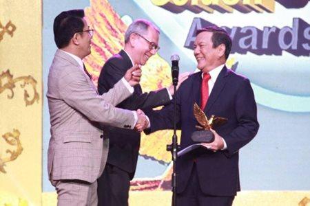 ABS-CBN DOMINATES GOLDEN DOVE AWARDS