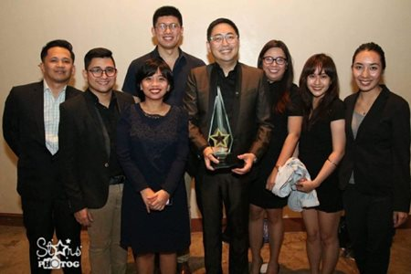ABS-CBN WINS BIG AT THE PMPC STAR AWARDS FOR TV